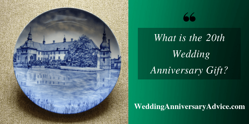What Is The 20th Wedding Anniversary