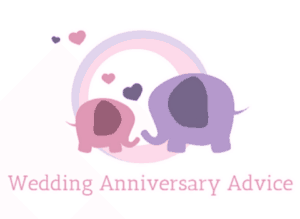 Wedding Anniversary Advice Logo